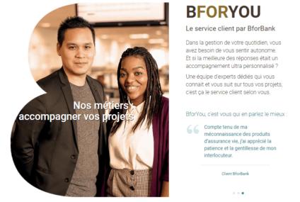 Le Service Client BforBank