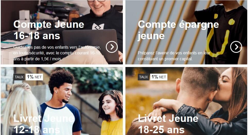 Offre Jeunes Monabanq